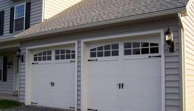 decent garage